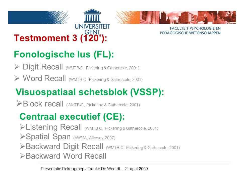 Fonologische lus (FL):