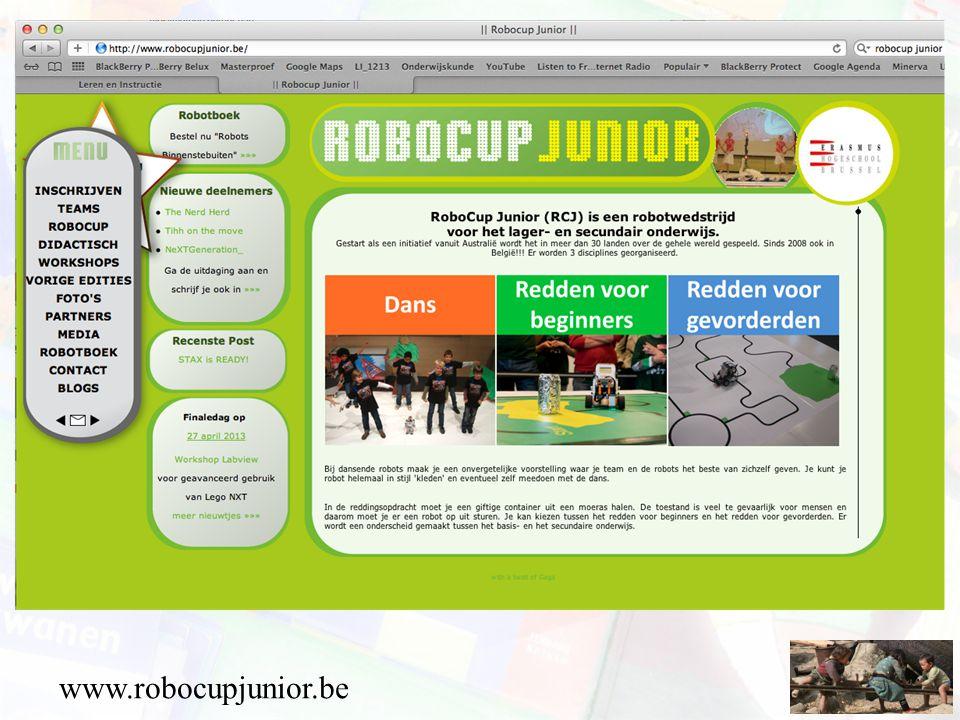 www.robocupjunior.be