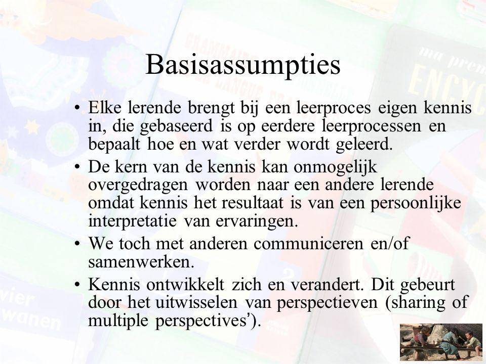 Basisassumpties