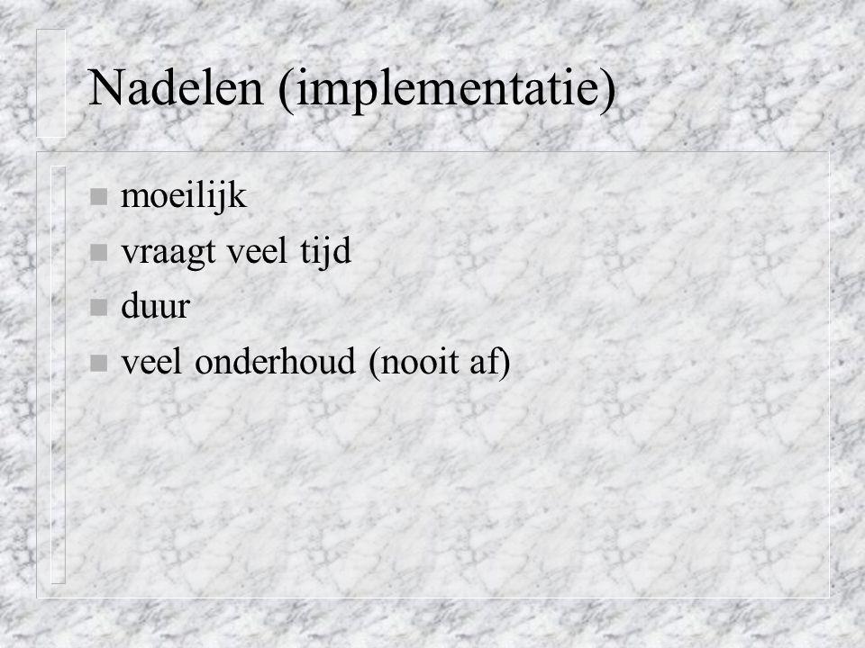 Nadelen (implementatie)