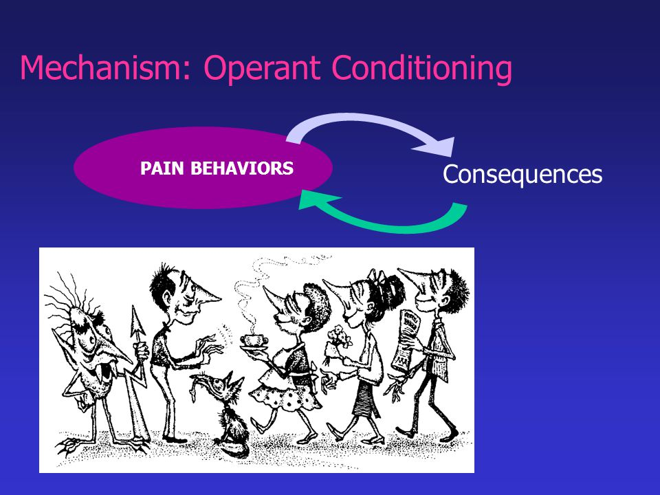 Mechanism: Operant Conditioning