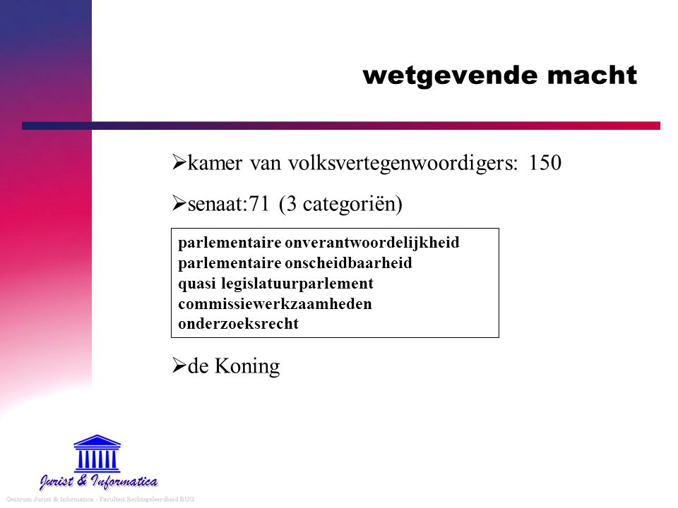 wetgevende macht kamer van volksvertegenwoordigers: 150