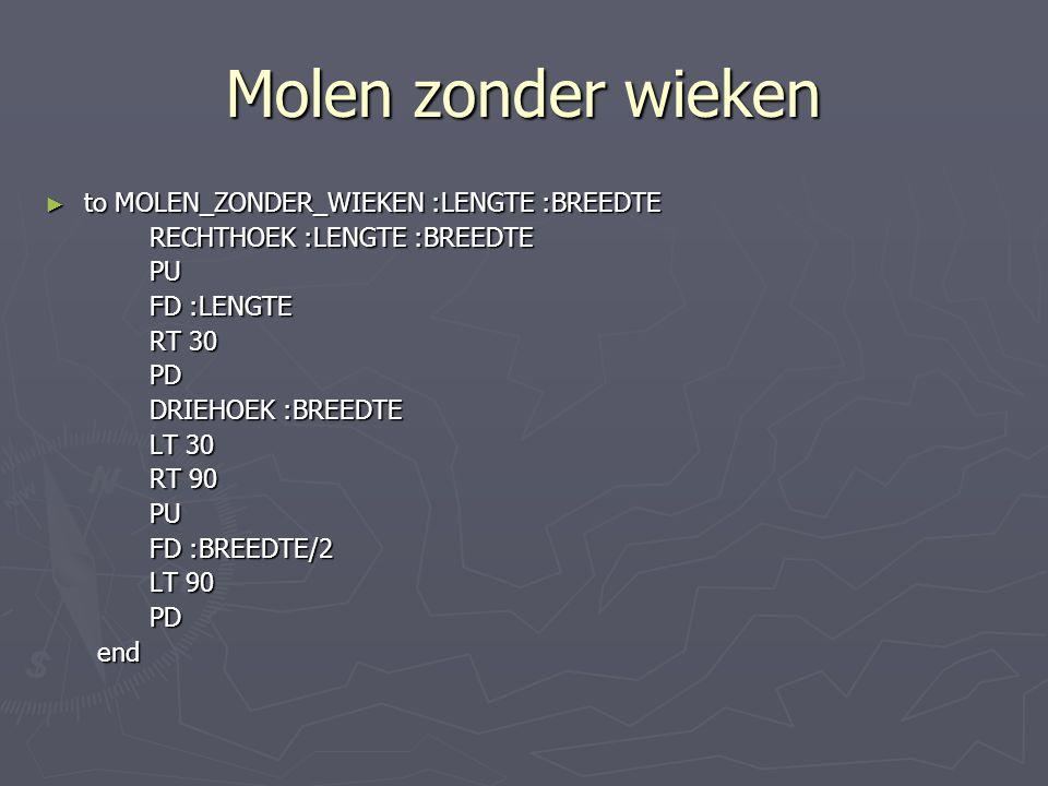 Molen zonder wieken to MOLEN_ZONDER_WIEKEN :LENGTE :BREEDTE
