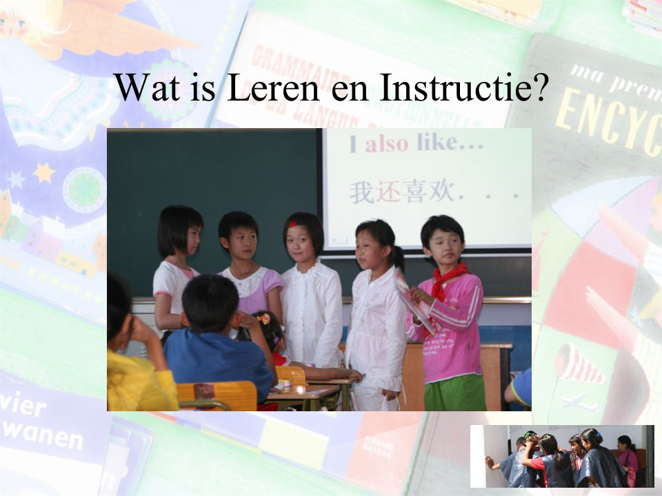 Wat is Leren en Instructie