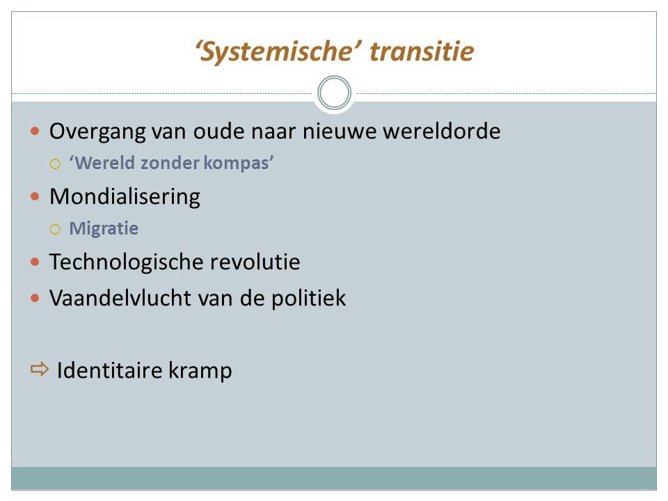 'Systemische' transitie