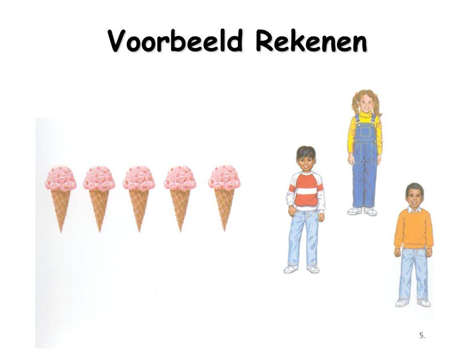 Voorbeeld Rekenen