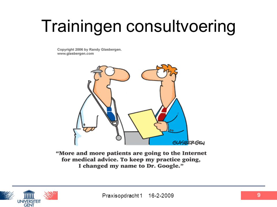 Trainingen consultvoering