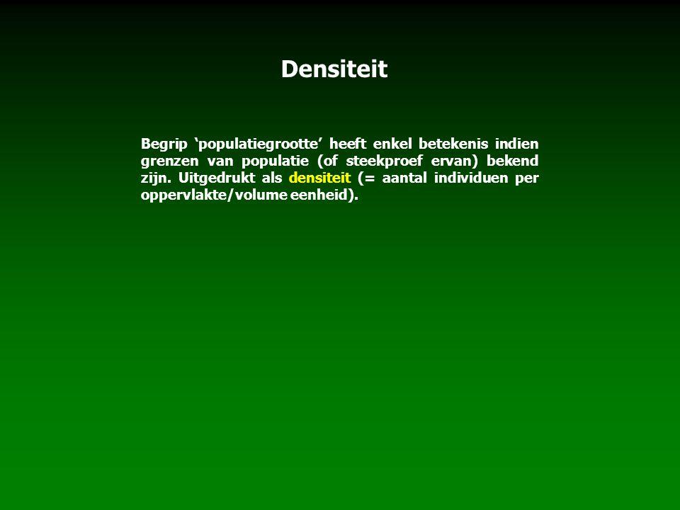 Densiteit