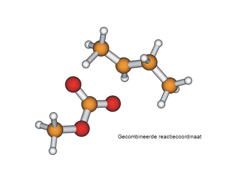 Gecombineerde reactiecoordinaat