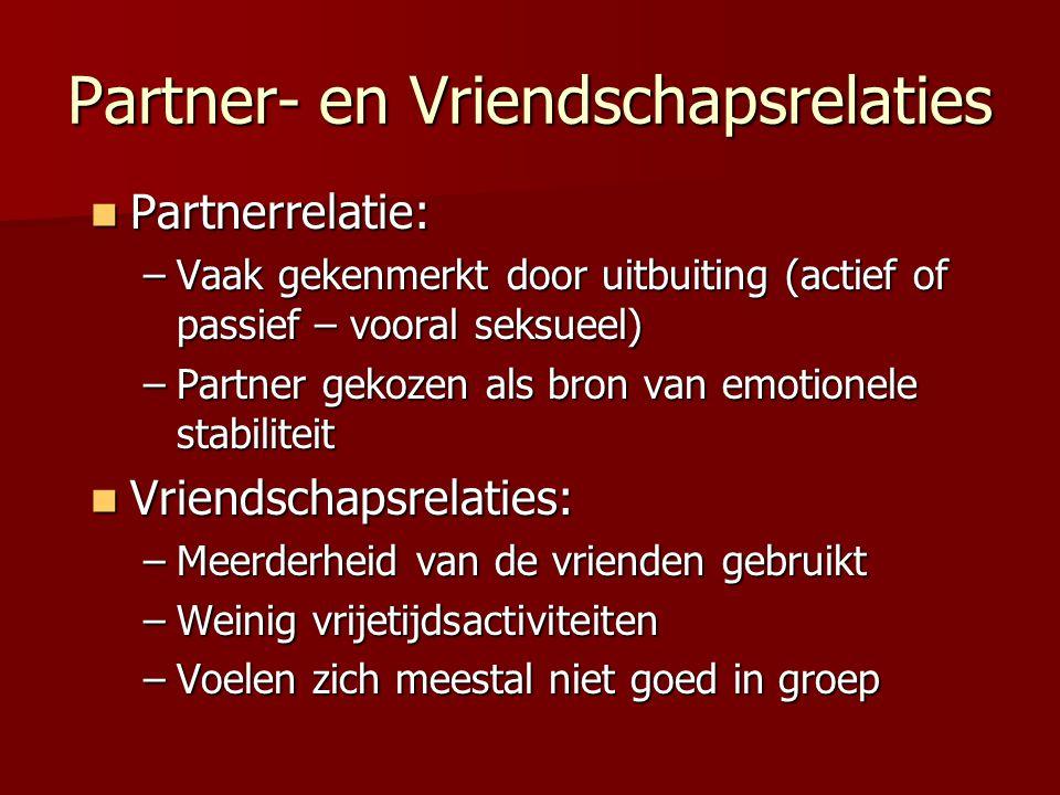 Partner- en Vriendschapsrelaties