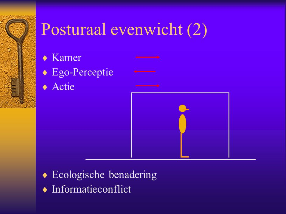 Posturaal evenwicht (2)