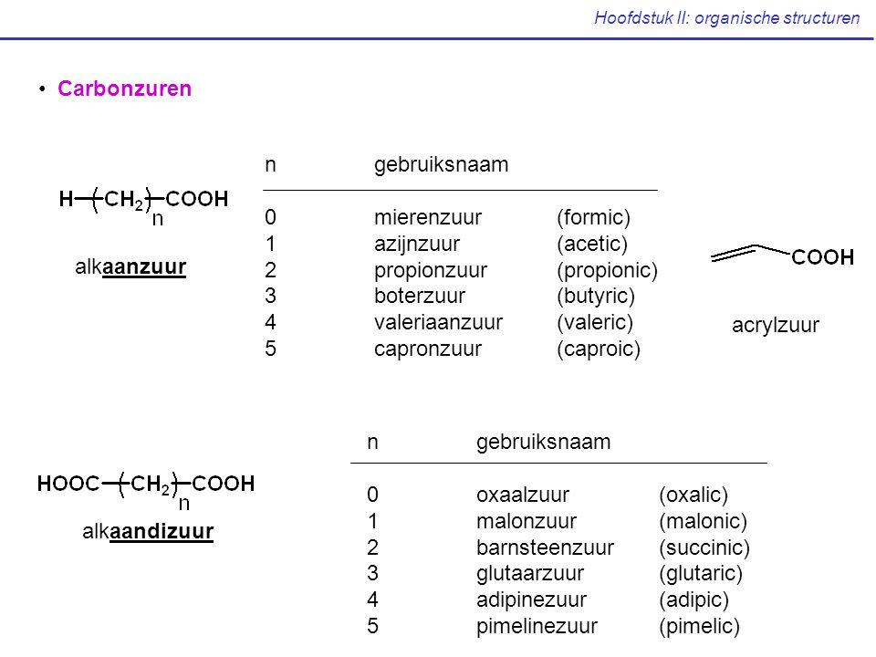Organische structuren