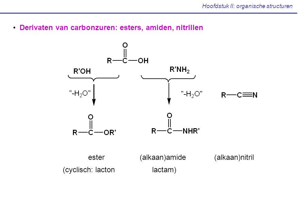 II.2 Koolwaterstoffen: alkanen en cycloalkanen (Mc Murry: p 74-91)