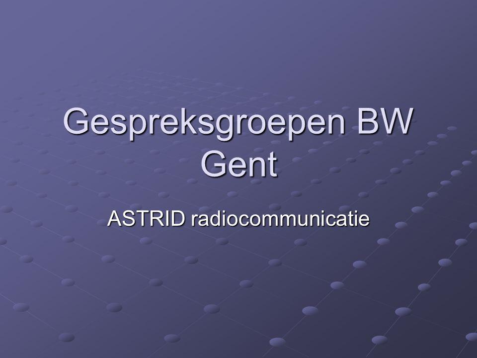 Gespreksgroepen BW Gent