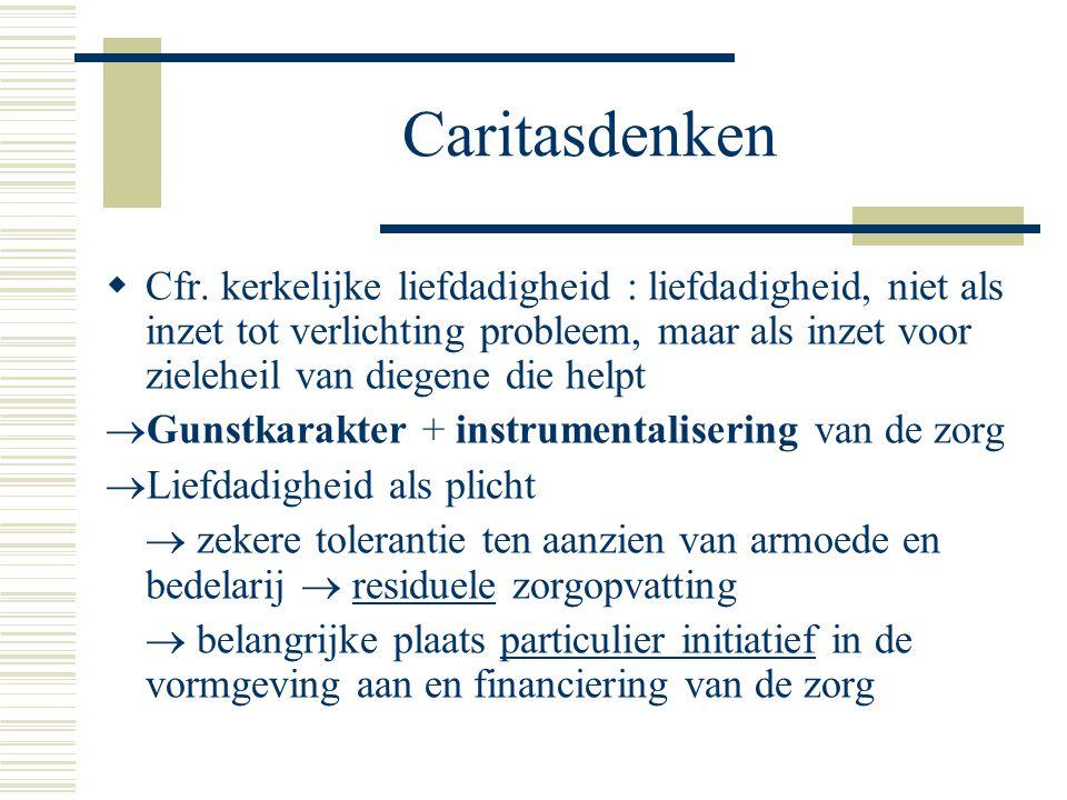 Caritasdenken