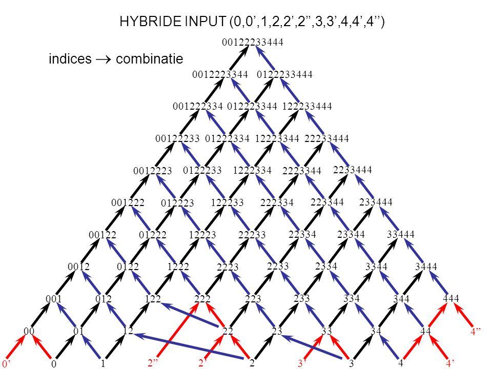 HYBRIDE INPUT (0,0',1,2,2',2'',3,3',4,4',4'')