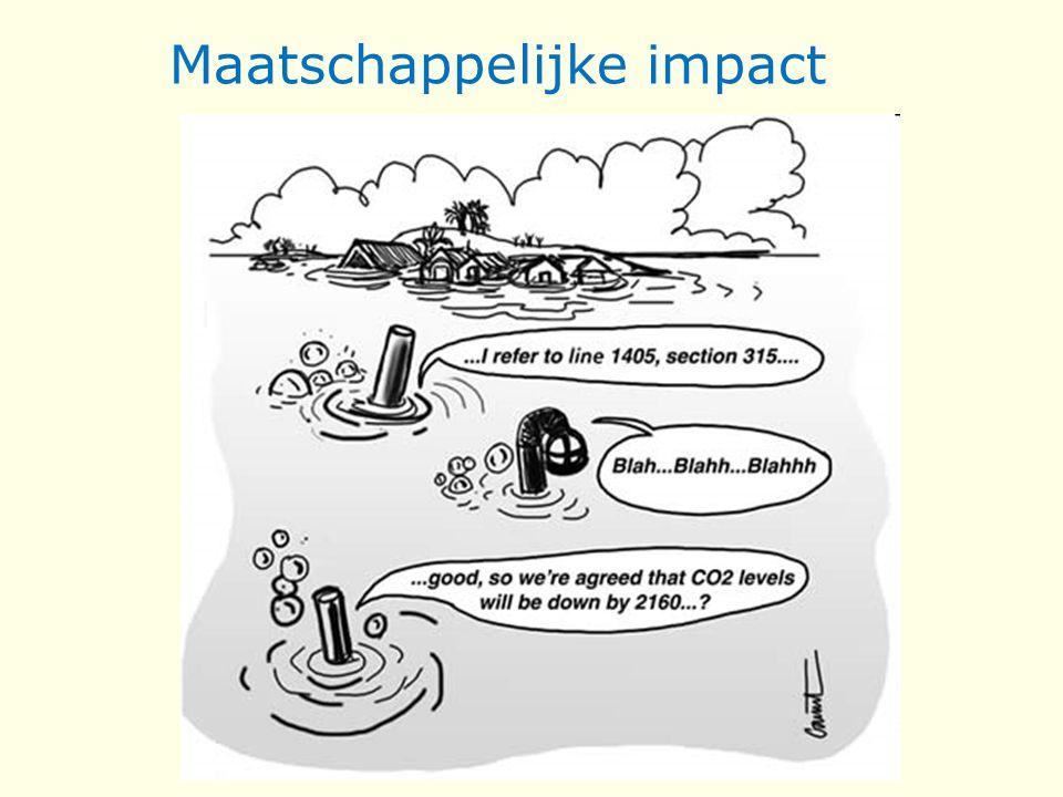Maatschappelijke impact