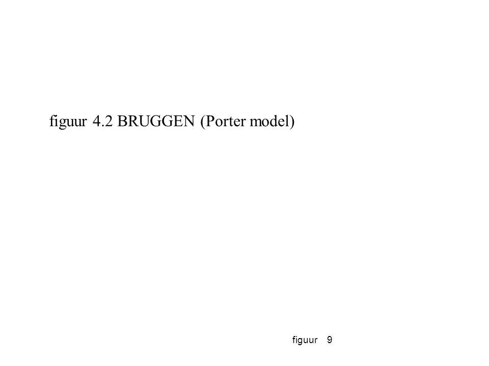 figuur 4.2 BRUGGEN (Porter model)