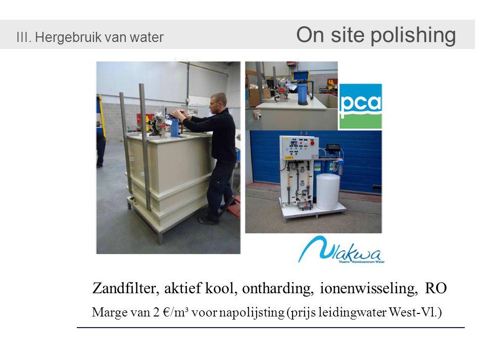 Zandfilter, aktief kool, ontharding, ionenwisseling, RO