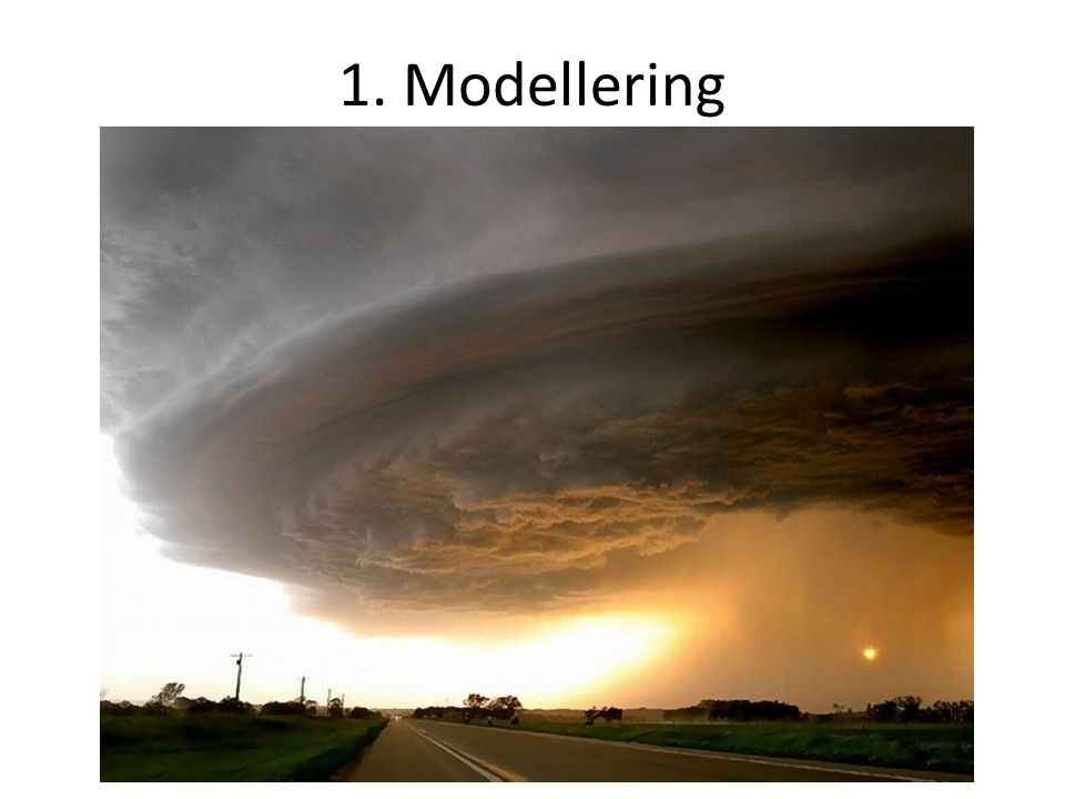 1. Modellering