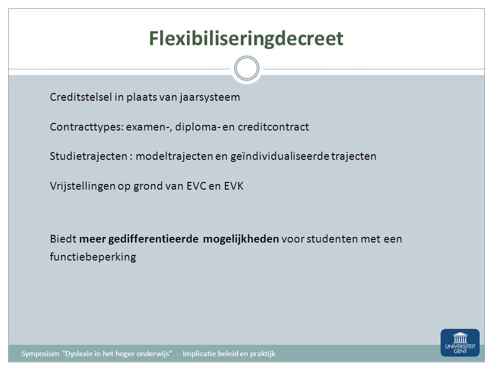 Flexibiliseringdecreet