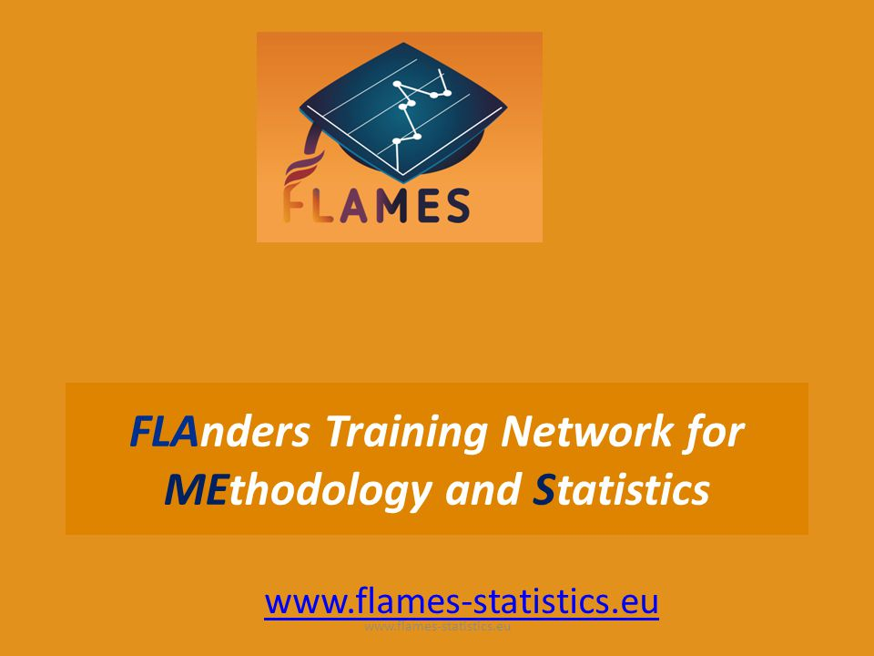 FLAnders Training Network for MEthodology and Statistics
