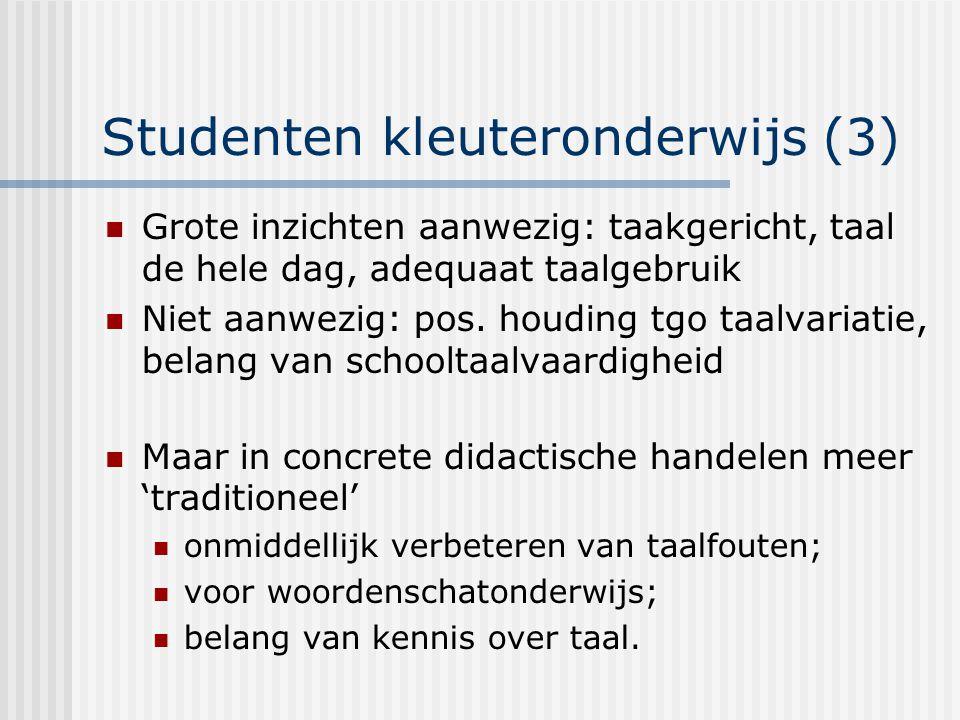 Studenten kleuteronderwijs (3)