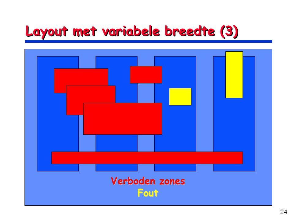 Layout met variabele breedte (3)