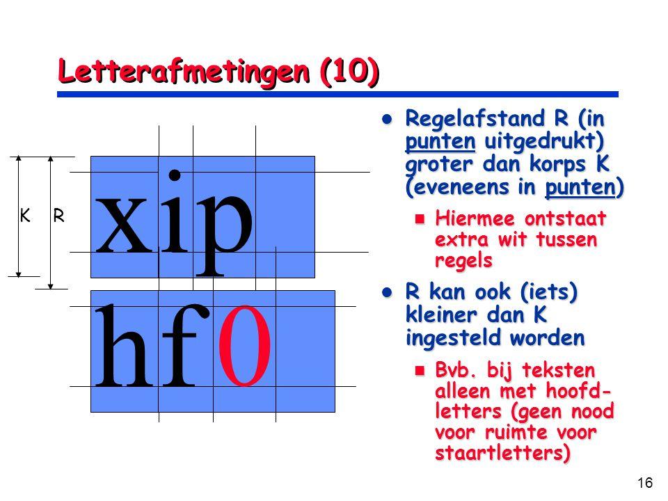 x i p h f Letterafmetingen (10)