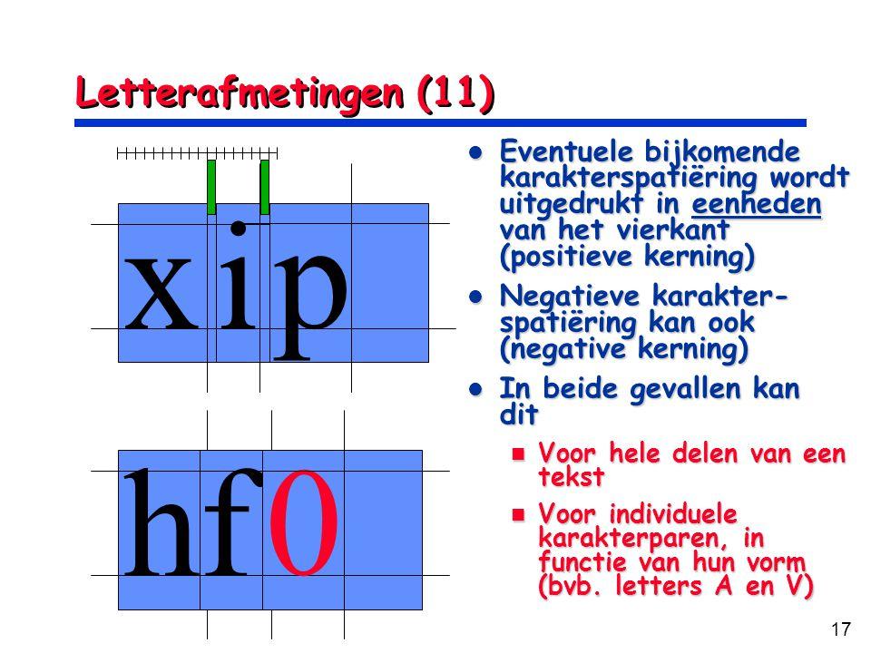 x i p h f Letterafmetingen (11)
