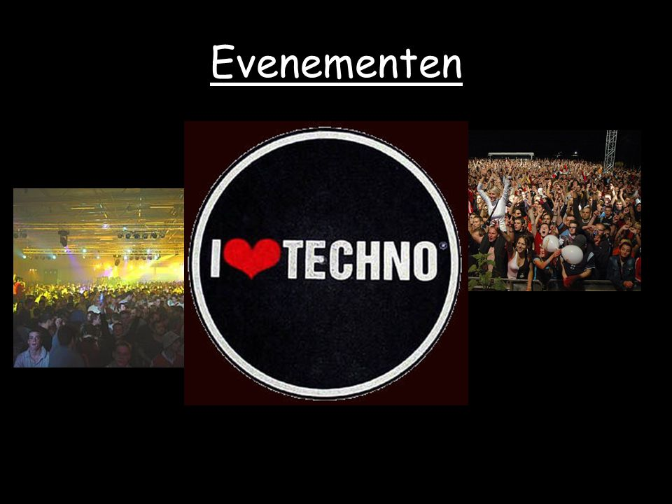 Evenementen