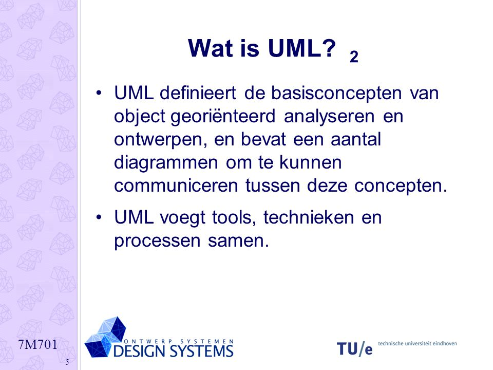 Wat is UML 2