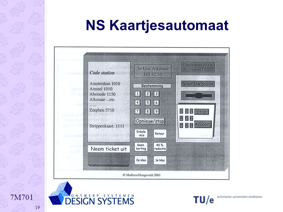 NS Kaartjesautomaat