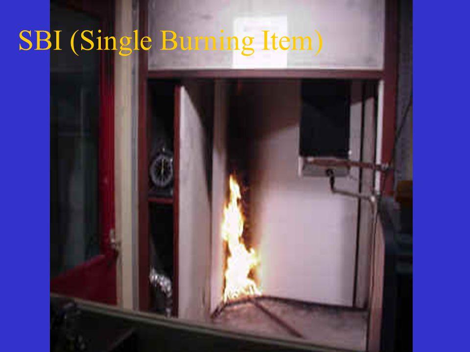 SBI (Single Burning Item)