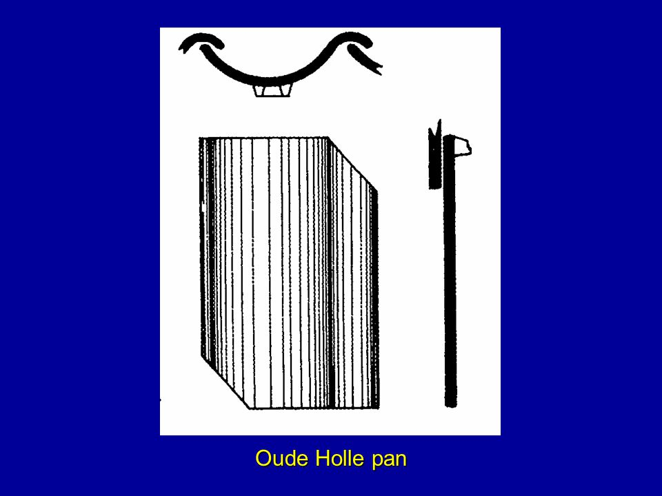 Oude Holle pan