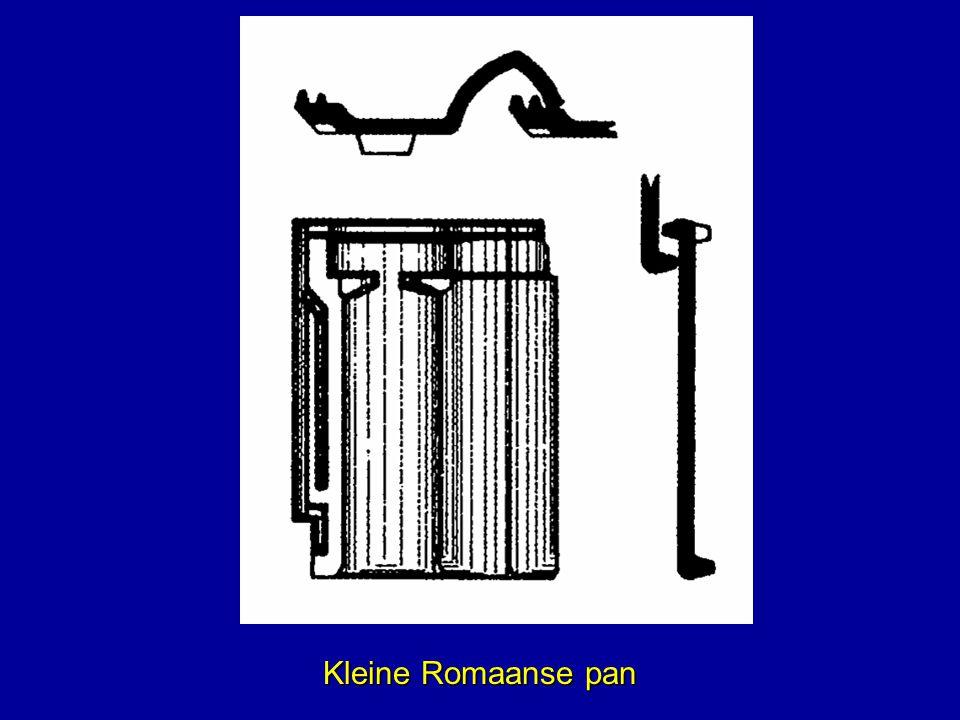 Kleine Romaanse pan