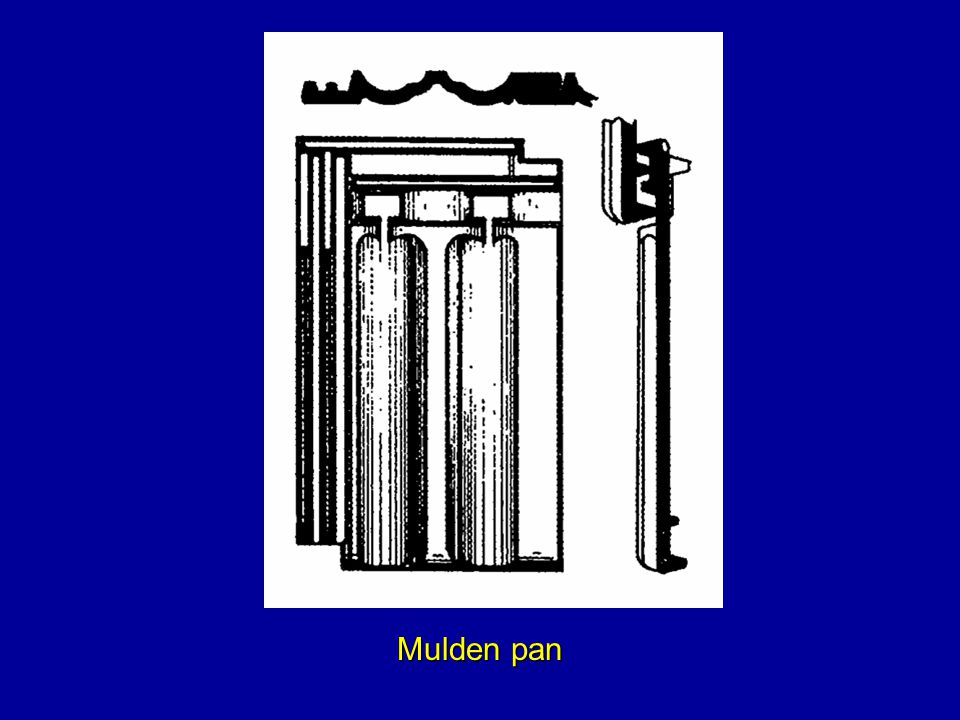 Mulden pan