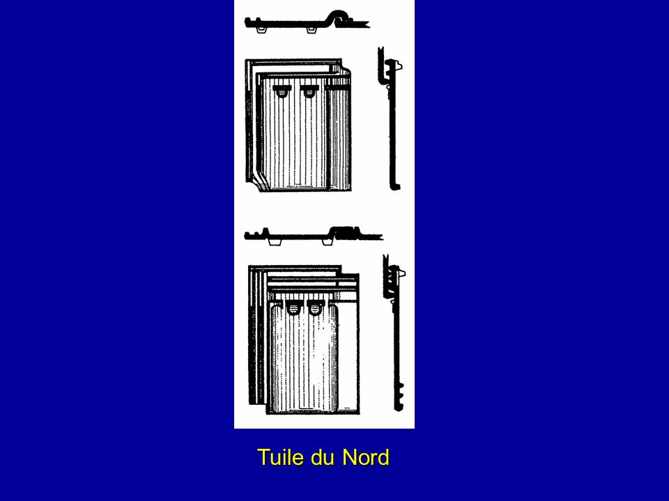 Tuile du Nord