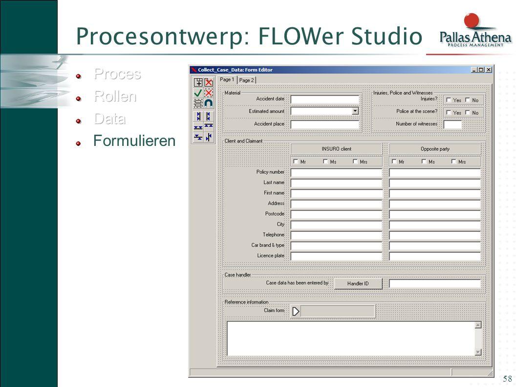 Procesontwerp: FLOWer Studio