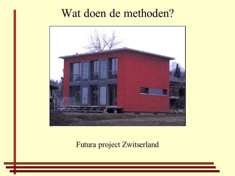 Futura project Zwitserland
