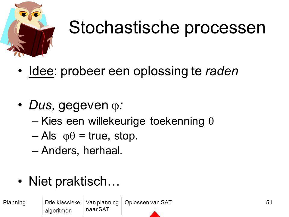Stochastische processen
