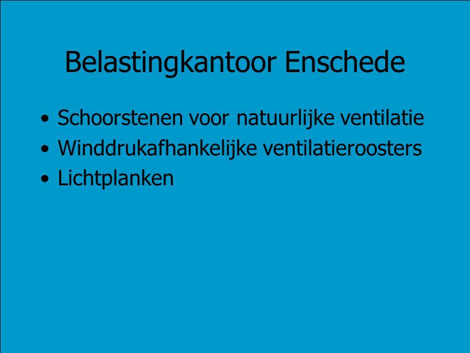 Belastingkantoor Enschede