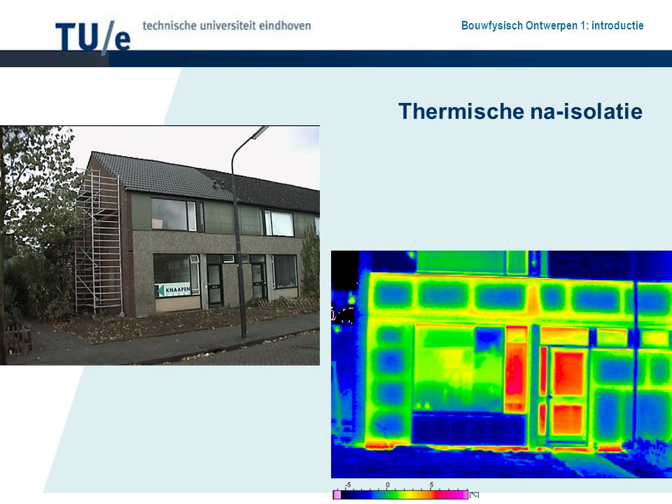 Thermische na-isolatie