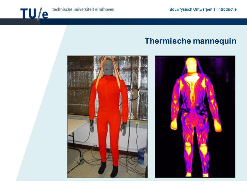 Thermische mannequin