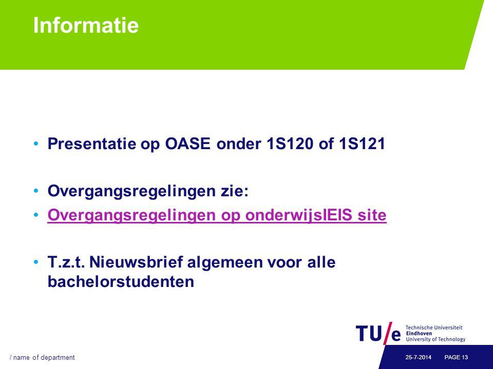 Contactgegevens B.Osinga-Kuipers Studieadviseur TBdk + TBG
