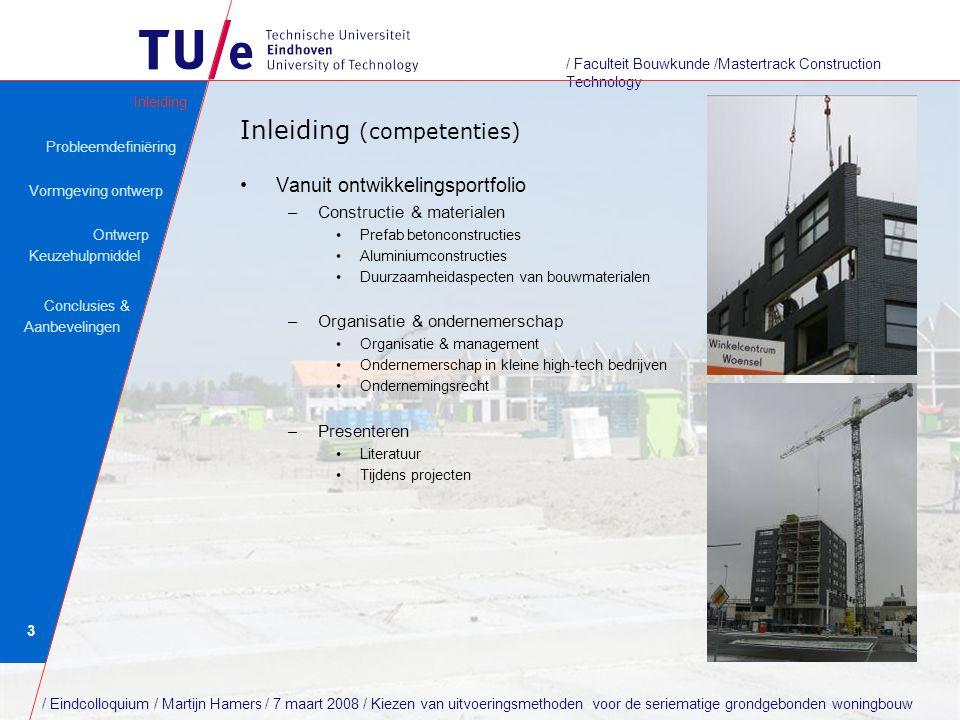 Inleiding (competenties)