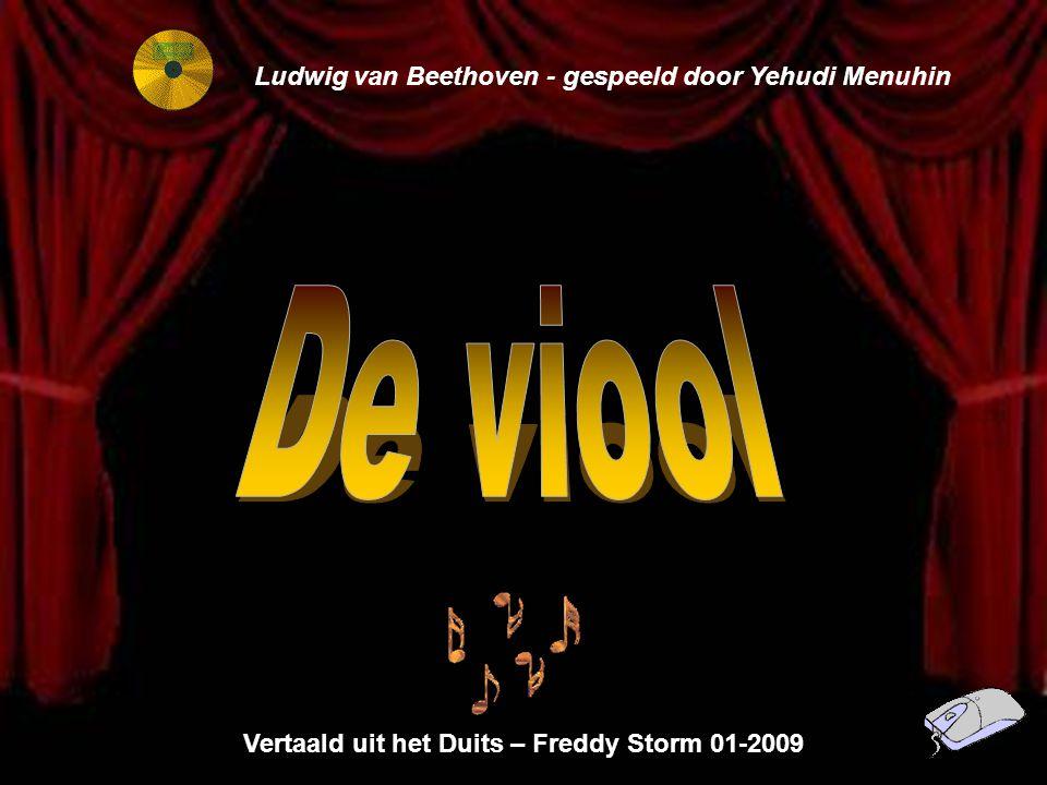 Vertaald uit het Duits – Freddy Storm 01-2009