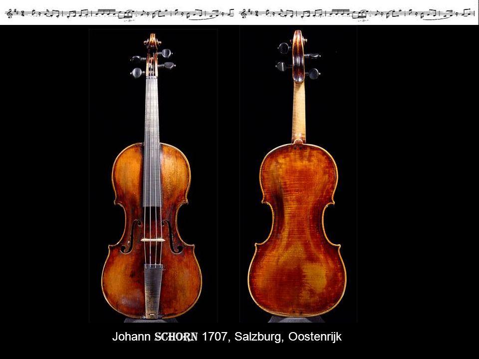 Johann Schorn 1707, Salzburg, Oostenrijk