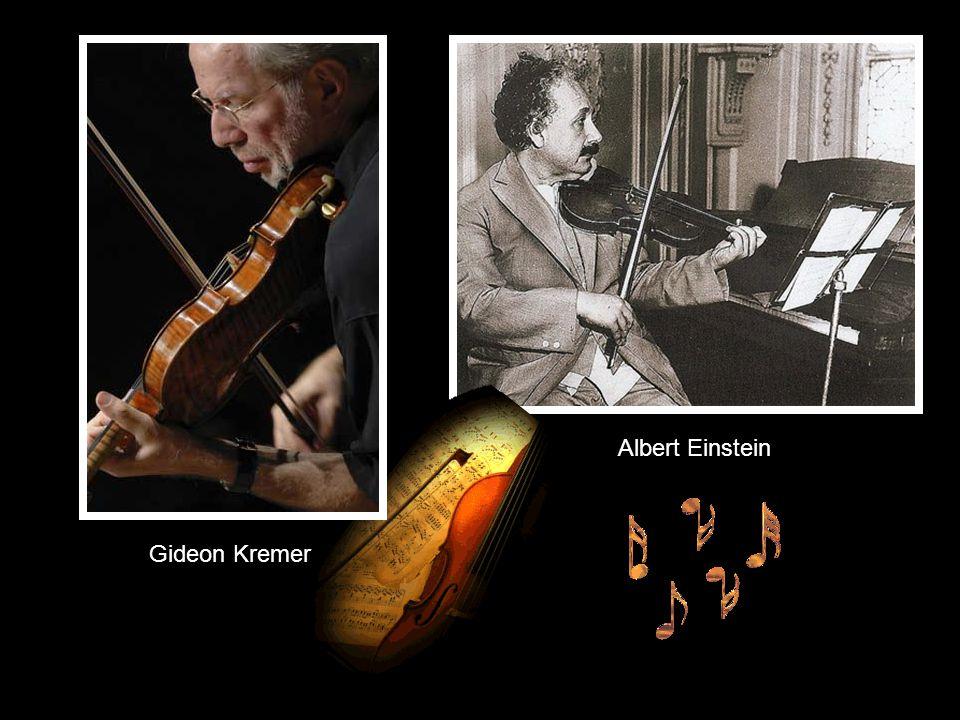 Albert Einstein Albert Einstein Gideon Kremer