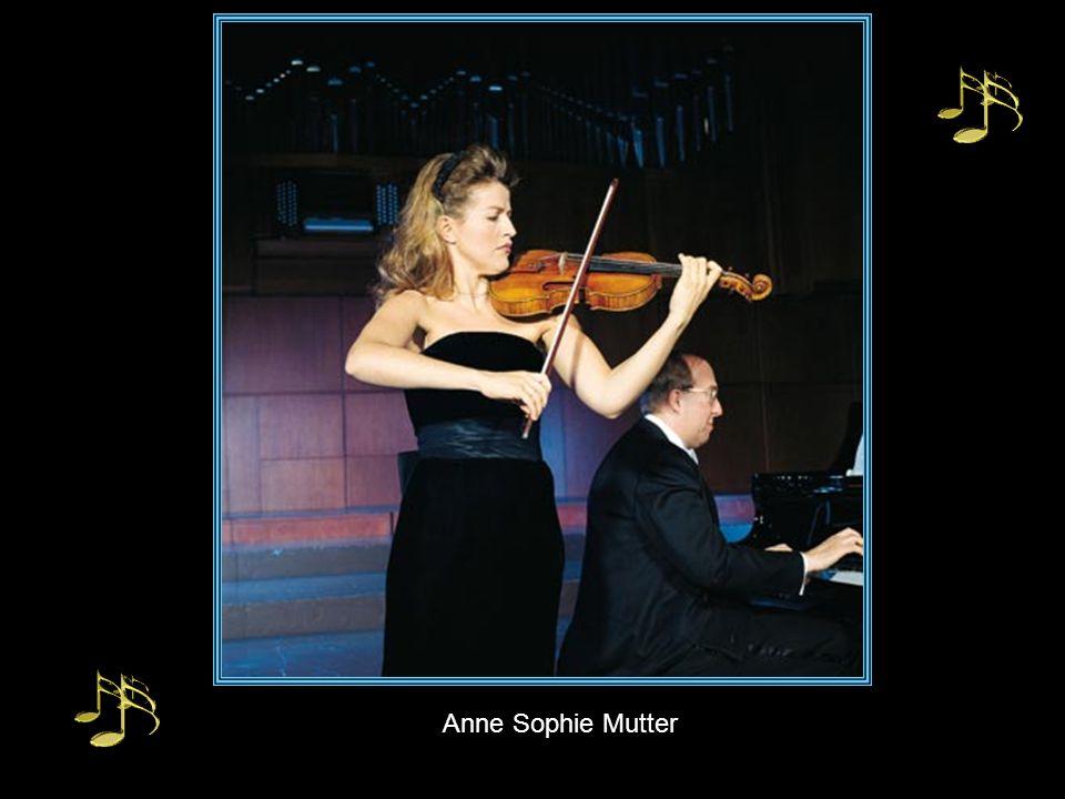 Anne Sophie Mutter Anne Sophie Mutter